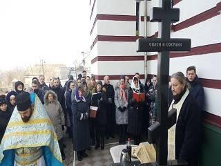 На Буковине сторонники ПЦУ сорвали богослужение в храме УПЦ