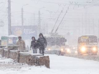 Киевским водителям советуют оставить своих «железных коней» дома