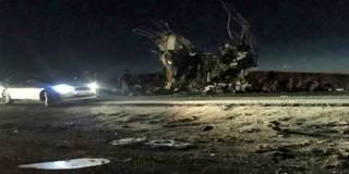 В Иране смертник подорвал автобус с военными. Погиб 41 человек