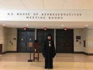 В РПЦ озвучили возможную причину депортации из Украины епископа Гедеона
