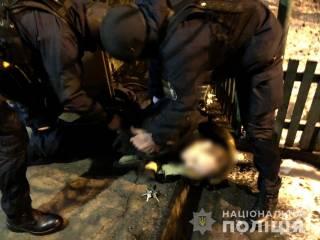 Под Киевом задержана банда угонщиков элитных иномарок
