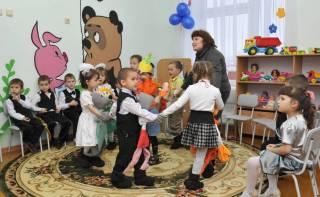 В киевском детсаду возник скандал на языковой почве