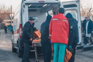 В Днепре неизвестные битами избили пенсионерок. Одной из женщин — 103 года