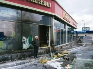В Киеве на месте поджога магазина Roshen оставили важную улику