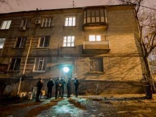 В Днепре захватили заложника и открыли прицельный огонь из окна