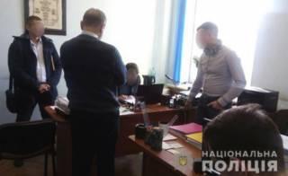 В Николаевский горсовет нагрянули правоохранители с обыском