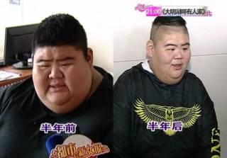 Самый толстый житель Китая похудел на 142 кило и собирается скинуть еще