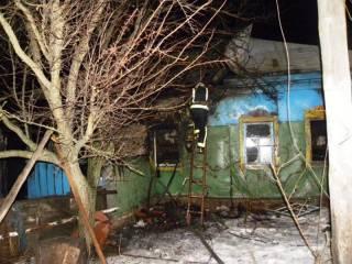 Трое детей погибли в пожаре на Черниговщине