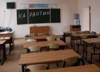 Из-за гриппа в Киеве закрыли уже почти шесть десятков школ