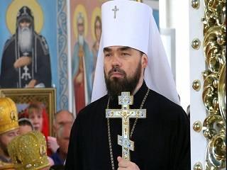 Горловский митрополит УПЦ рассказал подробности своего задержания полицией