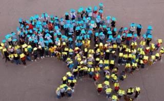 Численность населения Украины продолжает неуклонно сокращаться, ‒ Госстат