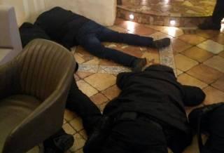 В одном из ресторанов Киева накрыли криминальную сходку во главе с россиянином