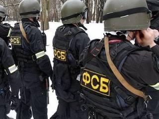 В России ФСБшники задержали троих украинцев