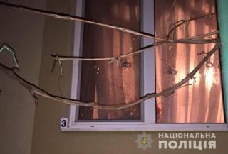 В Ровно неизвестные обстреляли дом судьи и бросили во двор гранату
