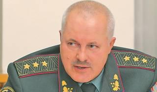 По подозрению в госизмене задержан бывший глава Генштаба ВСУ