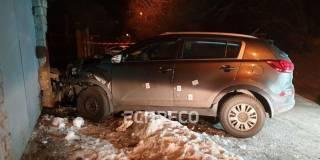 Киевские полицейские обстреляли автомобиль с пьяной женщиной за рулем