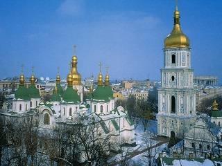 Филарет просит главу УГКЦ отказаться от литургии в Софийском соборе