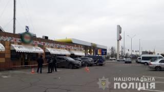 На АЗС под Киевом бывший топ-менеджер «Нафтогаза» устроил стрельбу из-за «советского поздравления»