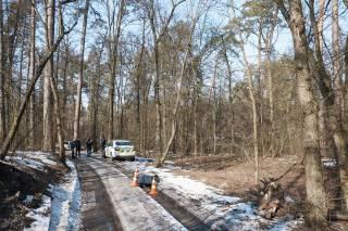 В курортном районе Киева во время пробежки скончался мужчина (18+)