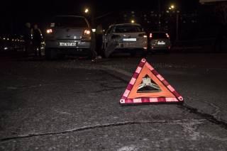 ДТП в Киеве: пострадала маленькая девочка