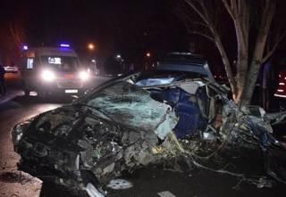 ДТП в Николаеве: погибли военные (18+)