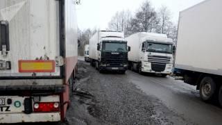 В Киеве повязали банду дальнобойщиков-евробляхеров