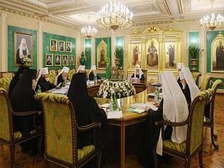 Синод РПЦ обратился к властям Украины