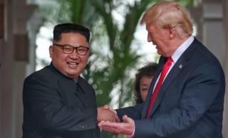 Трамп назвал Ким Чен Ына своим другом