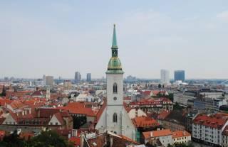 В столице Словакии появится «ночной мэр»