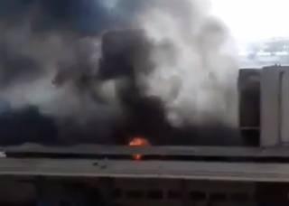 В Каире поезд протаранил платформу с пассажирами – сообщается о десятках трупах