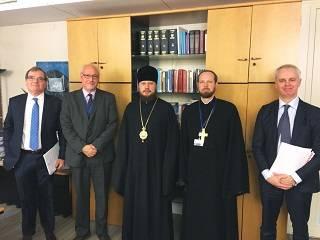 В Совете Европы представитель УПЦ рассказал о нарушениях прав верующих в Украине