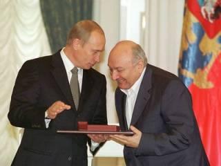 Путин наградил орденом Народного артиста Украины, выступавшего против российской агрессии
