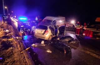 В Киеве произошло ДТП с машиной «скорой помощи»: есть погибшие