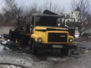 В Харькове взорвался автомобиль ‒ есть жертвы
