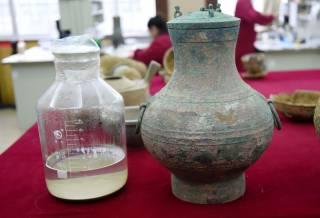 Китайские археологи обнаружили «эликсир бессмертия», погубивший не одного императора