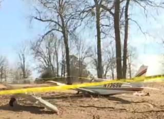 В США разбился очередной частный самолет
