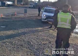 Трагедия в Ивано-Франковской области: маршрутка насмерть сбила женщину прямо на остановке