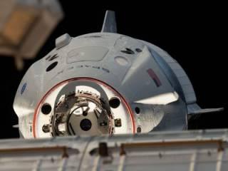 Космический корабль SpaceX возвращается на Землю: прямая трансляция