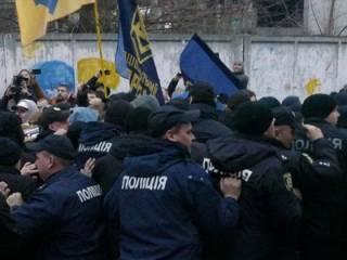 Атака на Порошенко в Черкассах уложила в больницу сразу 19 полицейских