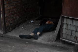 На помойке в центре Киева нашли труп