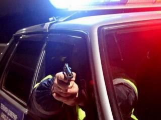 На Черкасщине патрульные устроили погоню со стрельбой за пьяным водителем