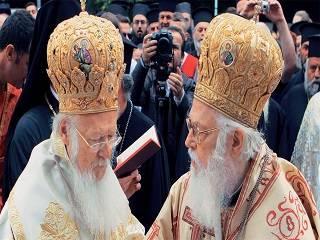 Патриарх Варфоломей написал ответное письмо Предстоятелю Албанской Церкви по «украинскому вопросу»