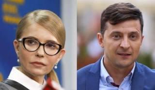 Тимошенко сместила Порошенко со второго места в рейтинге симпатии избирателей, — «Рейтинг»