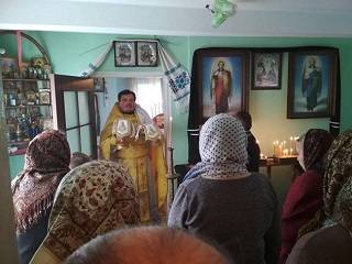 На Волыни две общины УПЦ молятся в приспособленных помещениях, несмотря на информацию об их «переходе» в ПЦУ