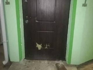 В Виннице задержали злоумышленников, которые металлическим прутом выбивали двери храма УПЦ