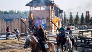 Воины света зажгут под Киевом в эти выходные