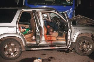 Днепр потрясло кровавое ДТП с участием грузовика (18+)