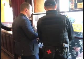 В Киеве неизвестные захватили ресторан «Бельвю», – очевидцы