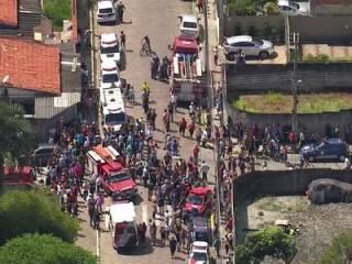 В Бразилии произошел массовый расстрел детей