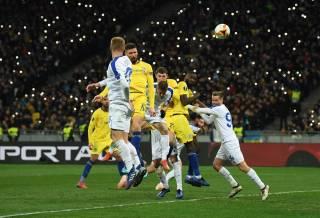 «Динамо» бездарно вылетело из Лиги Европы